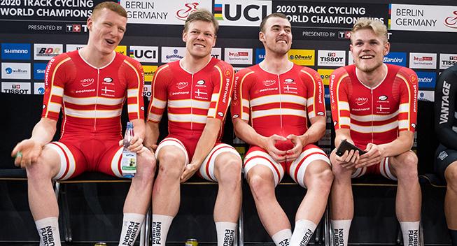 Lund Pedersen har store forventninger til OL: Det ypperste stævne
