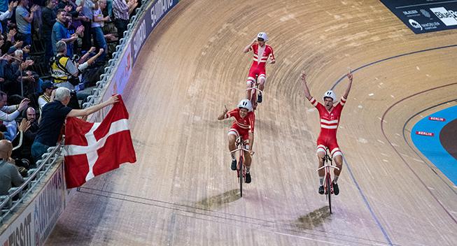 Overblik: Sådan afvikles banedisciplinerne ved OL
