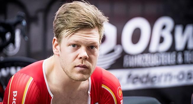 Lasse Norman Hansen rykker til Qhubeka ASSOS