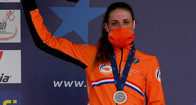 Lucinda Brand vinder kvindernes cross-løb