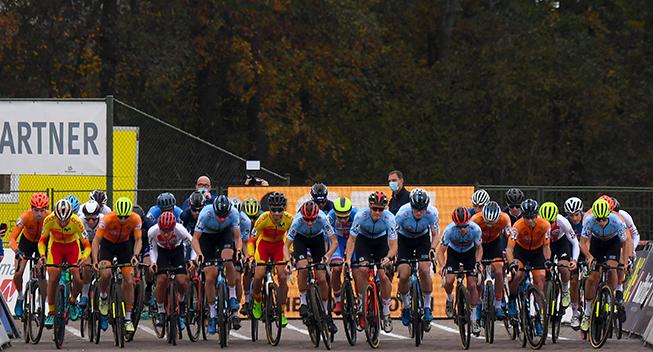 Sweeck genvandt sæsonens sidste crossløb