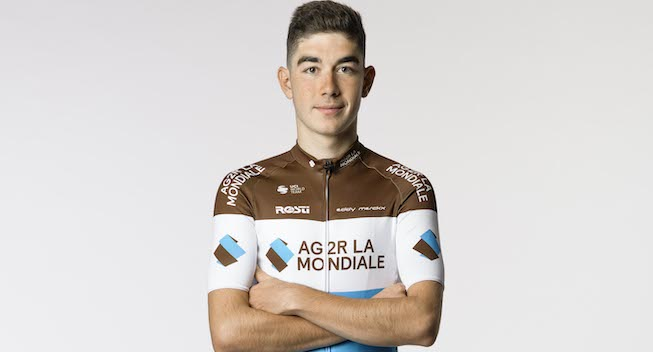 Clément Champoussin tror på etapesejr