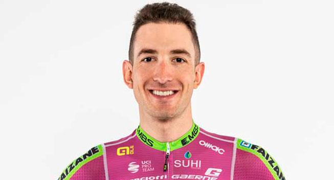 Italiener ude af Giro d'Italia med COVID-19