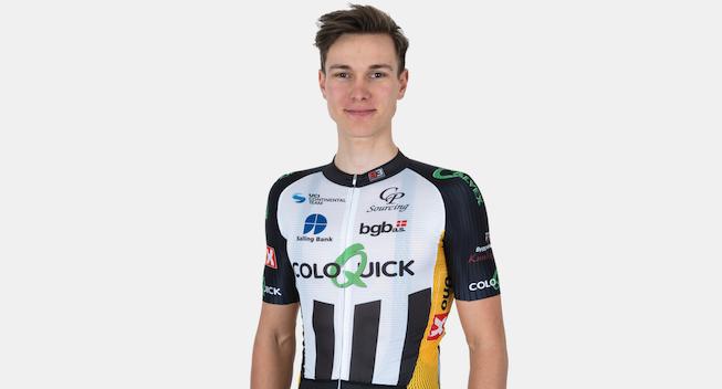 ColoQuick-rytter rejser til Belgien