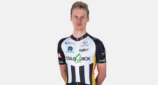 Nicolai Brøchner forlænger sin kontrakt med ColoQuick