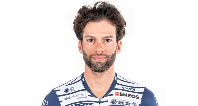 35-årig franskmand bliver holdkammerat med Cort og Valgren