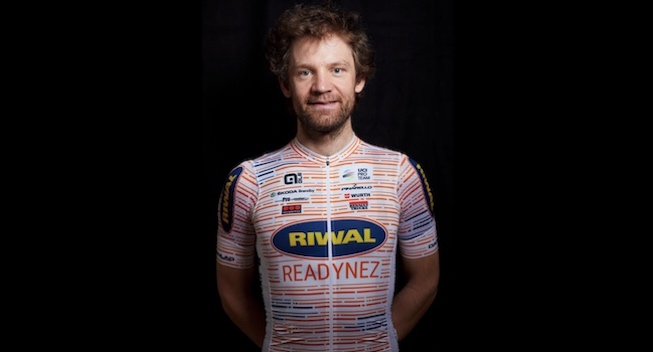 Vil tilbage til 2019-niveauet: Quaade bliver hos Riwal Cycling Team