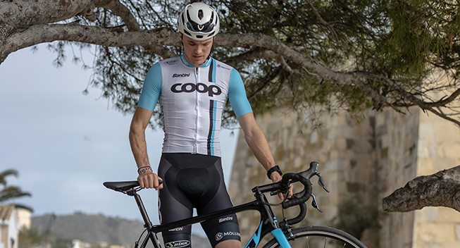 Bendixen og Coop i cykelskifte: Skal køre Factor Ostro i 2021