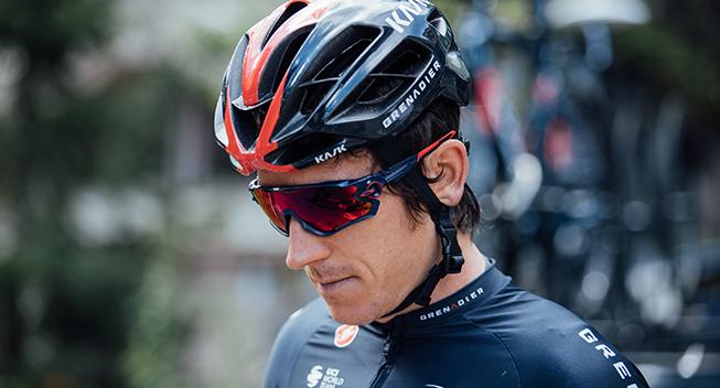 Thomas opløftet efter Tirreno forud for Giroen