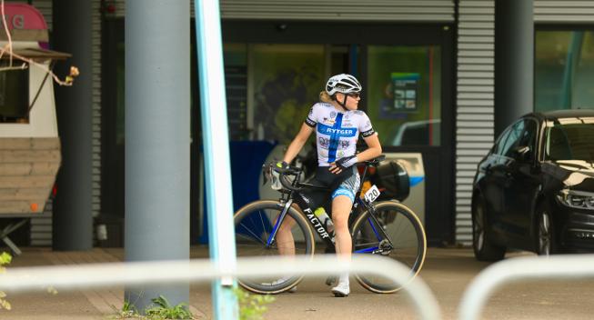 RYTGER-chef efter tæt sejrsspurt: Der blev kørt stærkt cykelløb