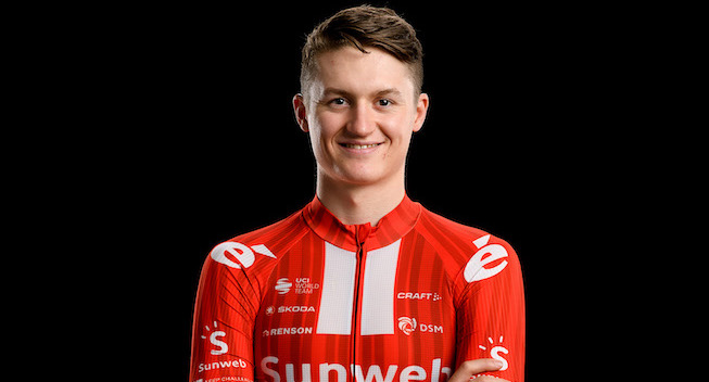 Lovende Sunweb-talent klar til debut