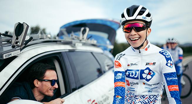 Uttrup Ludwig ser frem mod Paris-Roubaix og OL