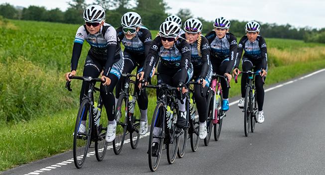 Ny RYTGER p/b Cykeltøj-Online.dk-rytter drømmer om at vinde VM