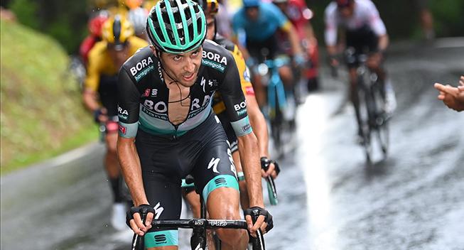 Buchmann satser på Giro - Kelderman på Touren