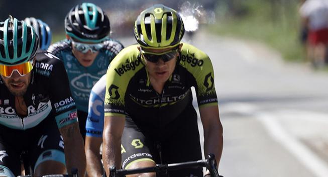 Første dansker officielt udtaget til Giroen