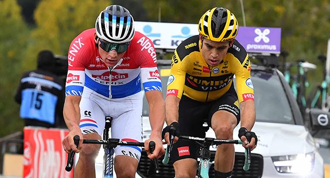 Hollandsk cykelstjerne øjner etapesejr i Tour-debut