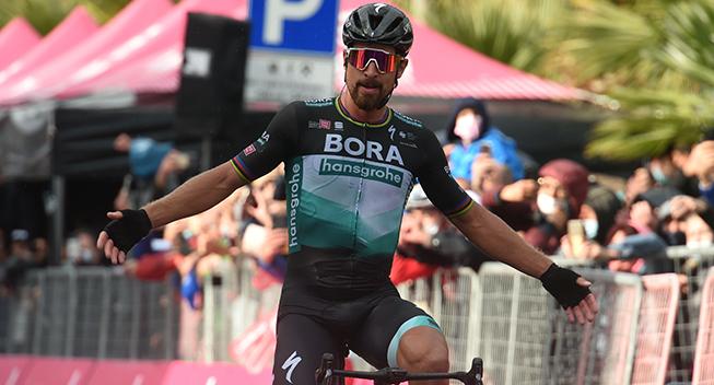 Optakt: 13. etape af Giro d'Italia