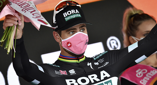 Peter Sagan: Giroen er sjovere end Touren