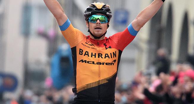 Bahrain-McLaren forlænger kontrakten med ni ryttere