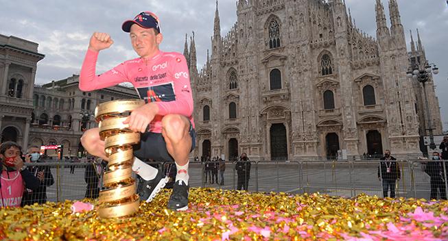 Geoghegan Hart drømmer om at vinde alle Grand Tours