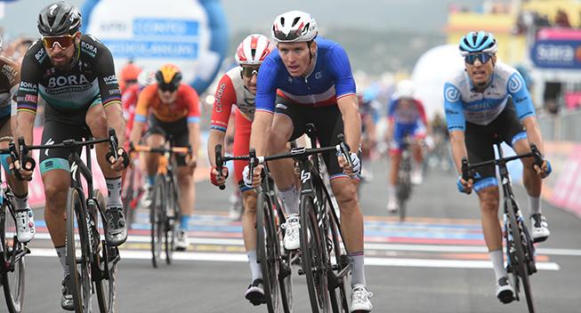 Optakt: 7. etape af Giro d'Italia