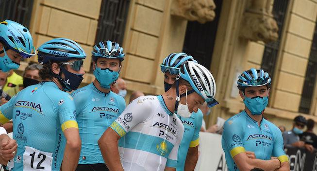 Astana henter hele seks nye ryttere