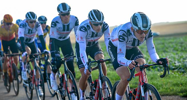 Team Sunweb jagter etapesejre og udvikling i Vueltaen