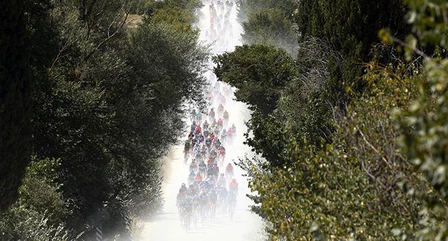 Grusløbet Strade Bianche præsenterer årets rute