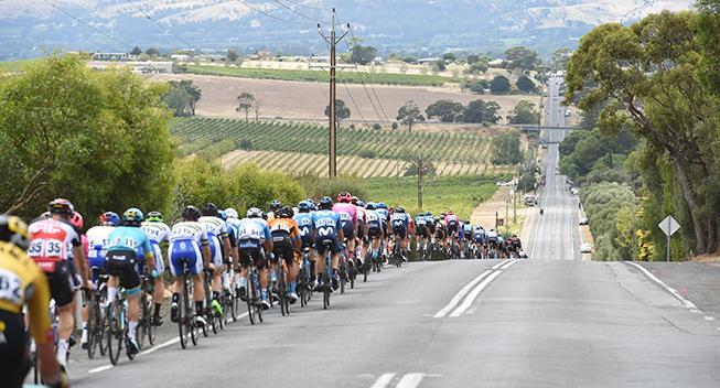 Tour Down Under i fare - Alternativ overvejes