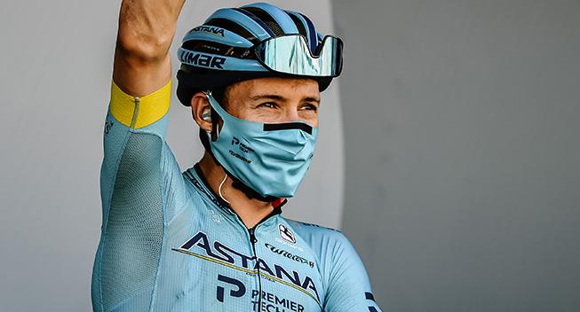 Astana-kaptajn skifter til Movistar