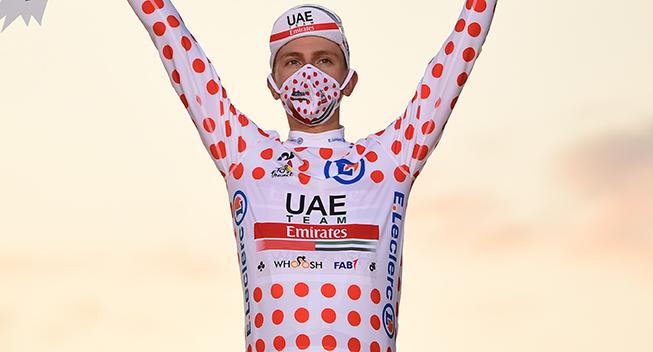 Tour-vinderen Pogacar starter 2021 på Mallorca