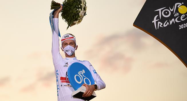 Tour de France: Ungdomstrøjen