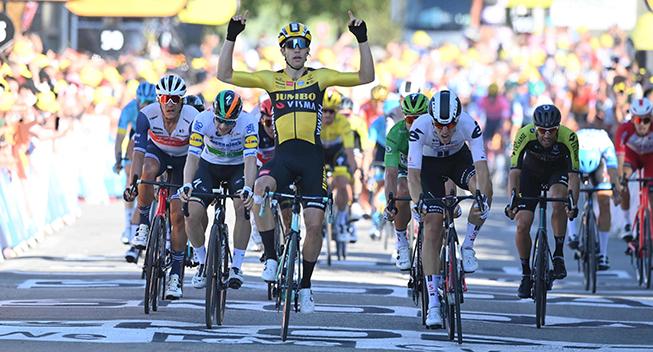 Jumbo-Visma, Mitchelton-Scott og Team Sunweb bytter cykler i 2021