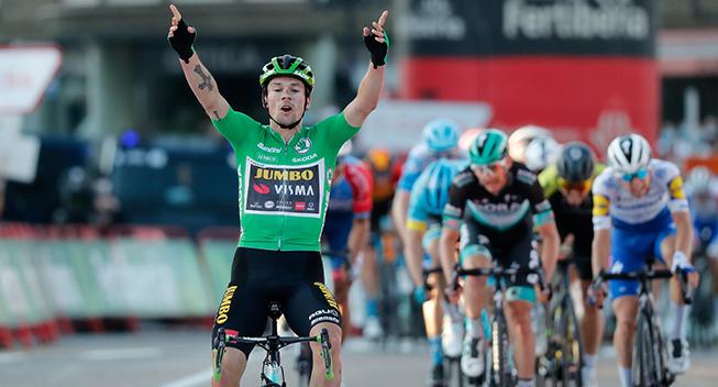 Roglic går efter sejren i Paris-Nice