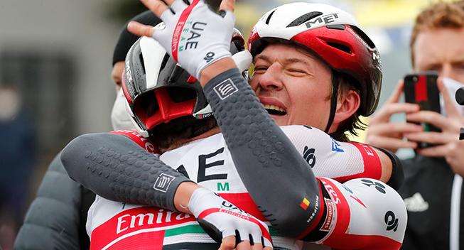 Sejrherren Philipsen efter tre andenpladser: Glad for endelig at vinde