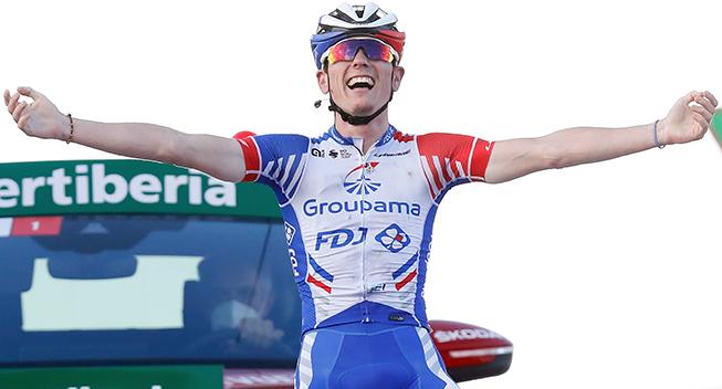 Gaudu: Roglic var en vigtig del af sejren
