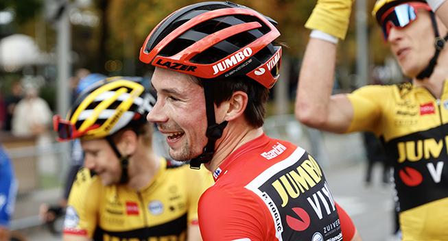 Vuelta-vinder udebliver fra træningslejr