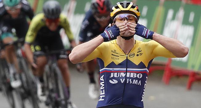 Optakt: 5. etape af Vuelta a Espana