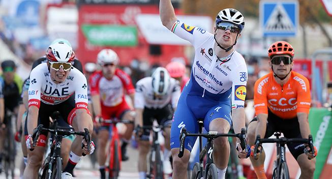 Optakt: 9. etape af Vuelta a Espana