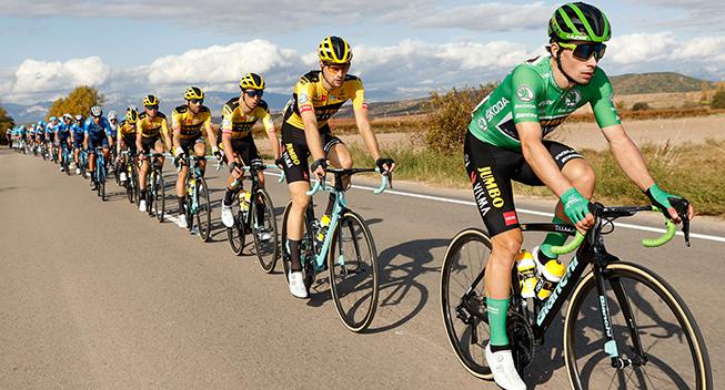 Fortsat ingen Covid-19 i Vuelta a España