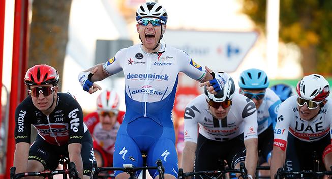 Optakt: 18. etape af Vuelta a Espana