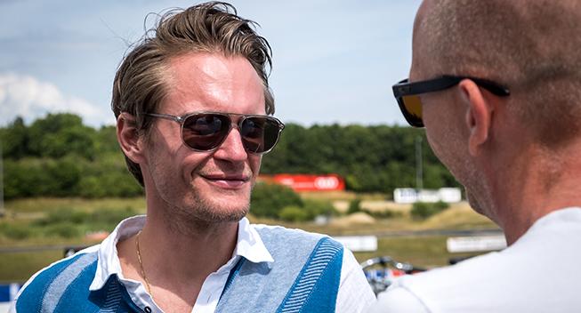 Sportsdirektøren hylder Valgren: Han vil være verdensmester