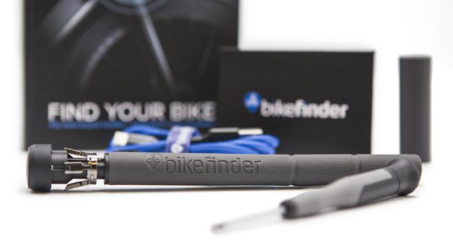 BikeFinder - GPS-sporing til din cykel