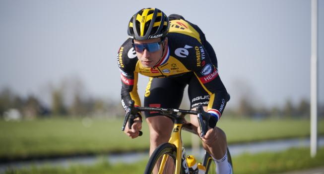 Optakt: 2. etape af Tour de Wallonie