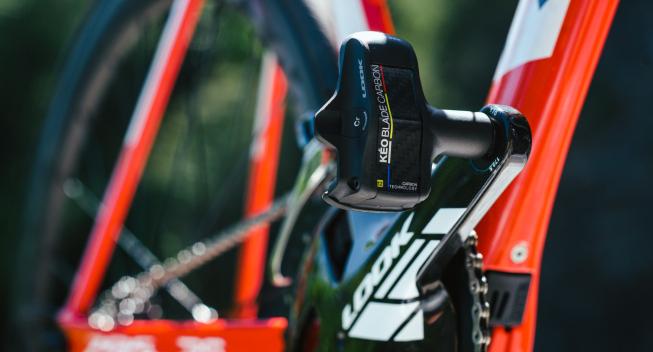 Boost din indre Tour-rytter med Look pedaler og Fizik sko