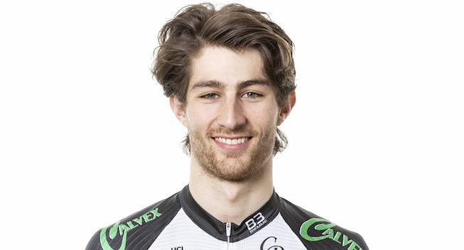 Slår kommende WorldTour-ryttere: ColoQuick-rytter tæt på sejr