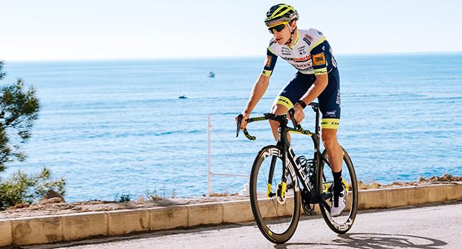 Cross-rytter er trumfkortet på debuterende Giro-hold