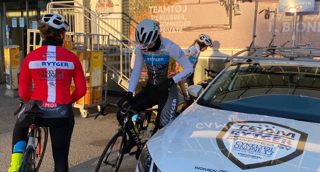 RYTGER p/b Cykeltøj-Online.dk drømmer om regnbuer med stort løbsprogram