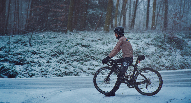 Jesper Hansen: Brænder stadig for at køre på cyklen
