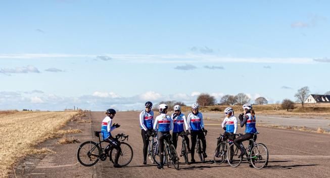 Triumfatoren fra ABC: Vi havde håbet på lidt mere cykelløb